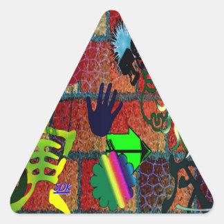 U-pick Color/ Graffiti Art Envelope Seal