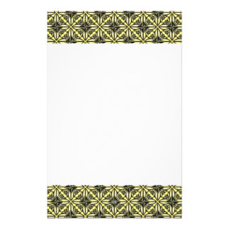 U-pick Color/ Iron Celtic Good Fortune Flower II Stationery