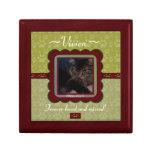 U Pick Color/Personalized Pet Memorial Keepsake Box