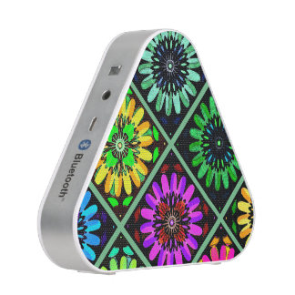 U Pick Color/ Radiant Scrapbook Flowers on Display Speaker