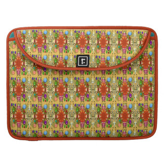 U-pick Color/Renaissance Party Cathedral Celebrate MacBook Pro Sleeves
