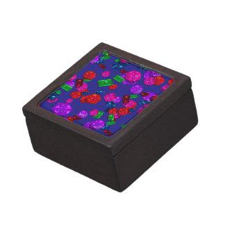 U pick Color/ Royal Birthstone Jewels & Gems Keepsake Box