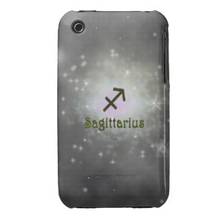 U Pick Color/ Sagittarius Zodiac Sign iPhone 3 Case-Mate Case