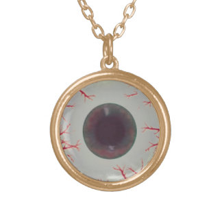 U Pick Color Tint/ Halloween Eyeball Globe Custom Jewelry