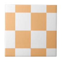 U-pick Color White Checkered Tiles