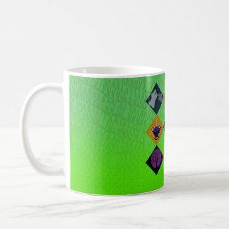 U Pick Gradient/ Halloween Trick or Treat Candy Coffee Mug