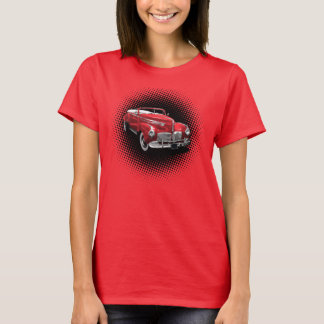 u-pick-the-color 1941 Hudson Convertible T-Shirt