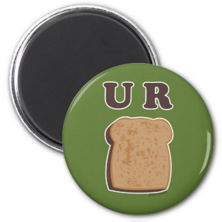U R Toast Gifts for Sports Fans - Non Apparel 2 Inch Round Magnet