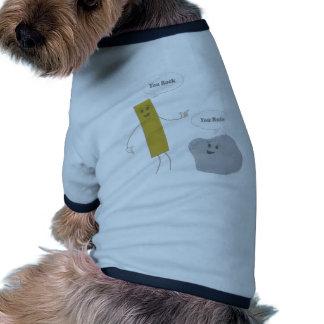 U Rock - U Rule Pet Tee Shirt