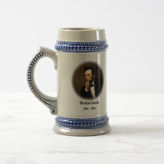 U.S.A. 16th President (Collectable Mug) Beer Stein