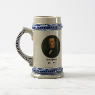 U.S.A. 17th President (Collectable Mug) Beer Stein