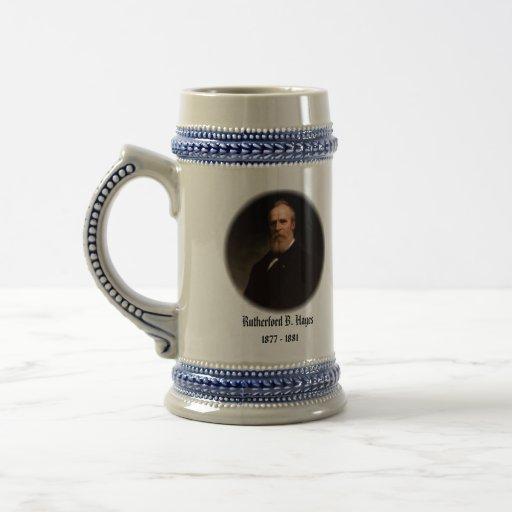 U.S.A. 19th President (Collectable Mug)