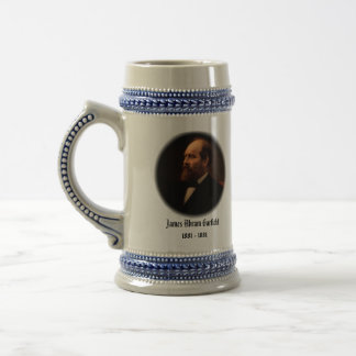 U.S.A. 20th President (Collectable Mug) Beer Stein