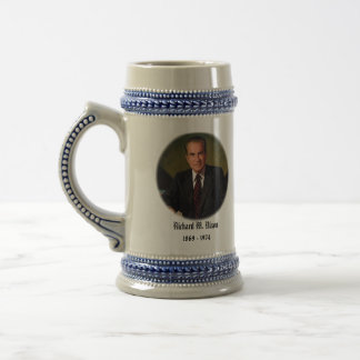 U.S.A. 37th President (Collectable Mug) Beer Stein