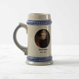 U.S.A. 7th President (Collectable Mug) Beer Stein