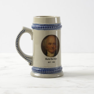 U.S.A. 8th President (Collectable Mug) Beer Stein