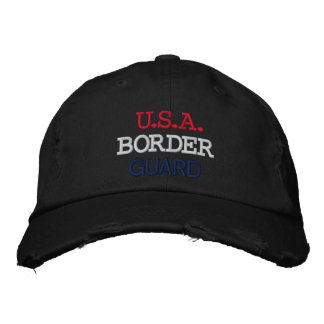 U.S.A. BORDER GUARD BASEBALL CAP