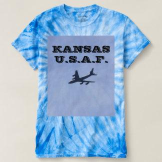 U.S.A.F. de Kansas. Murió la camiseta