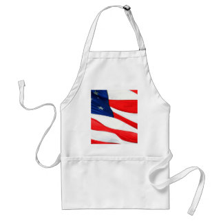 U.S.A. Flag Adult Apron