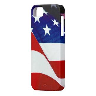 U.S.A. Flag iPhone SE/5/5s Case