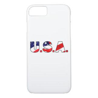 U.S.A. iPhone 7 CASE