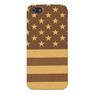 U.S.A. iPhone SE/5/5s COVER