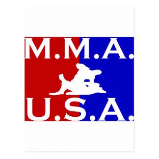 U.S.A. Logotipo 1.jpg de M.M.A. Tarjeta Postal