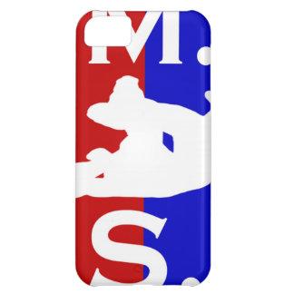 U.S.A. M.M.A. logo 2.jpg iPhone 5C Case