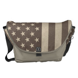 U.S.A. MESSENGER BAG