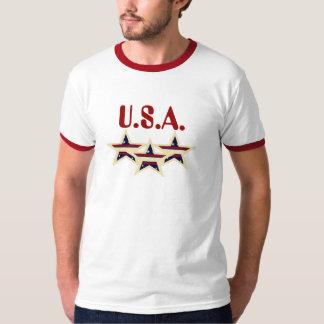 U.S.A. PATRIOTIC T-SHIRT