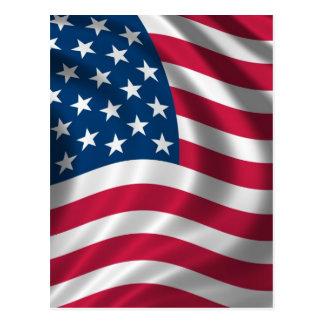 U.S.A. POSTCARD