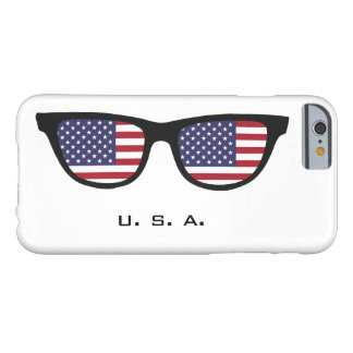 U. S. A. Shades custom text & color cases