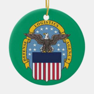 U.S. Agencia de logística de defensa Adorno Redondo De Cerámica