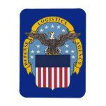 U.S. Agencia de logística de defensa Imán De Vinilo