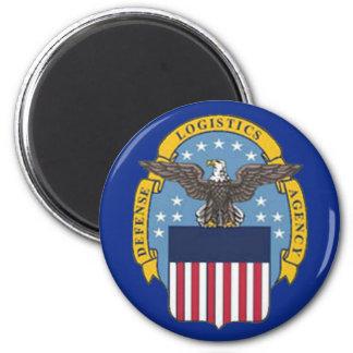 U.S. Agencia de logística de defensa Imán Redondo 5 Cm