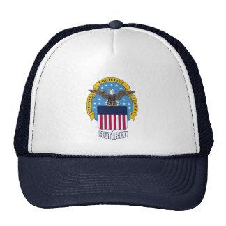 U S Agencia de logística de defensa jubilada Gorra