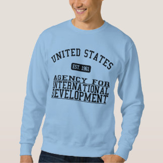 U. S. Agency for International Development Sweatshirt