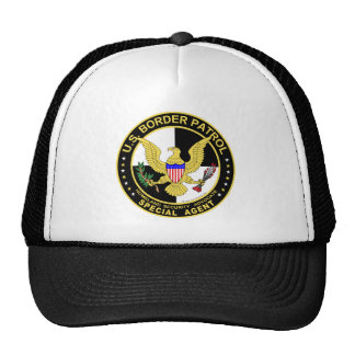U.S. Agente especial de la patrulla fronteriza Gorra