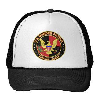U.S. Agente especial de la patrulla fronteriza Gorro