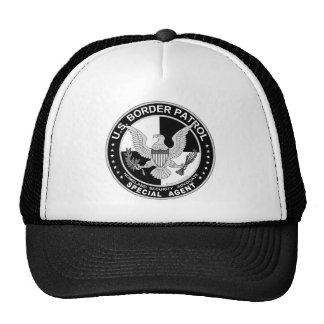 U.S. Agente especial de la patrulla fronteriza Gorro De Camionero