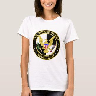 U.S. Agente especial de la patrulla fronteriza Playera