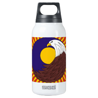 U.S. Air Force 376th Expeditionary Force Support Insulated Water Bottle