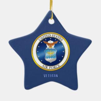 U,S. Air Force Gifts Ceramic Ornament