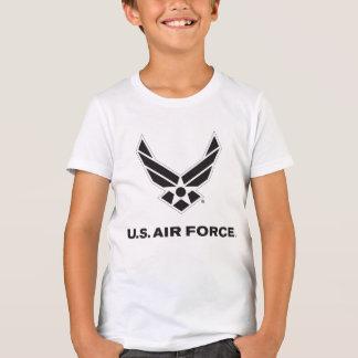 U.S. Air Force Logo - Black T-Shirt