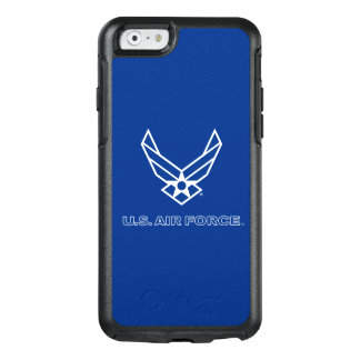 U.S. Air Force Logo - Blue OtterBox iPhone 6/6s Case
