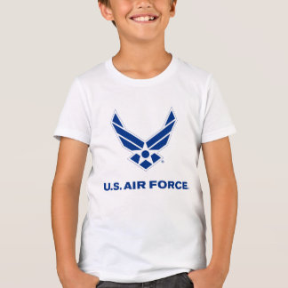 U.S. Air Force Logo - Blue T-Shirt