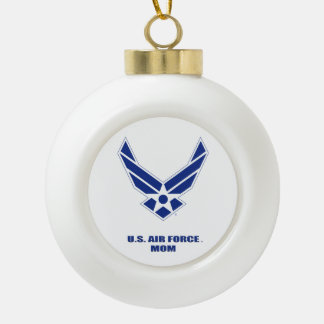 U.S. Air Force Mom Framed Ornament