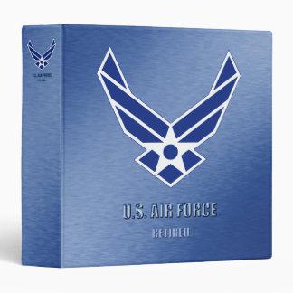 "U.S. Air Force Retired Avery Signature 1.5"" Binder"