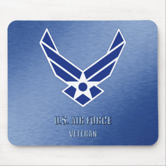 U.S. Air Force Vet Mousepad
