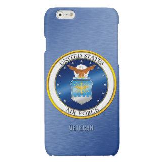 U.S. Air Force Veteran iPhone 5 & 6Cases Glossy iPhone 6 Case